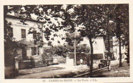 CAMBO LES BAINS - La Poste    (90411) - Cambo-les-Bains