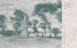 Massachusetts Springfield Laurel Hill Forest Park 1907
