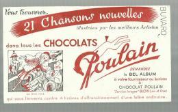 """-** CHOCOLATS  """" -  **-  """"""""POULAIN """""""" - Chocolat"""