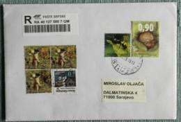 BOSNIA  REPUBLOKA SRPSKA Nice Cover 2016 Y. (Registered) - Bosnie-Herzegovine