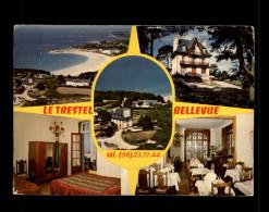 22 - TRELEVERN - Carte Pub Hotel - France