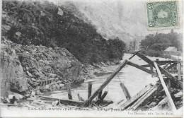 31)  LES  Les  BAINS -  Vall D'  Aran   - Antigo Puente De Rey Caido - Autres Communes