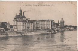 91 Corbeil  L'hotel De Ville Et Les Moulins - Corbeil Essonnes