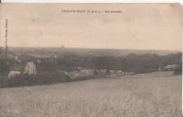 91 Chalo Saint Mars Vue Generale - Other Municipalities