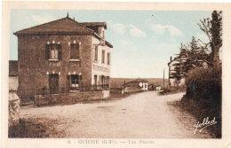 HASPARREN - Départ Du Courrier Pour Cambo Les Bains    (90437) - Hasparren