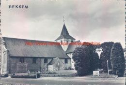 Sint Niklaaskerk Rekkem - Menen