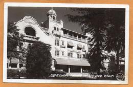 Hollywood Hotel Cal 1942 Real Photo Postcard - Otros