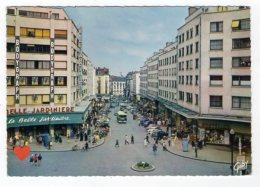 10147-LE-44-NANTES-Rue Du Calvaire---------animée-commerces-autobus - Nantes