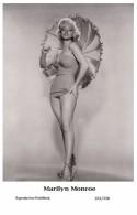 MARILYN MONROE - Film Star Pin Up PHOTO POSTCARD- Publisher Swiftsure 2000 (201/338) - Cartes Postales