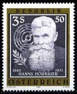 Österreich - Michel  1833 - ** Postfrisch (C) - Hanns Hörbiger - 1945-.... 2ª República
