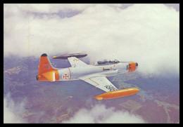 AIRPLANES -  Lockheed RT-33A ( Ed. Museu Do Ar )carte Postale - Autres