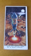 SPACE SCI-FI - 1955 UK - SPACE TRAVEL - BRITISH AUTOMATIC CARDS  # 11 - UFO SOCOUPE OVNI - Andere