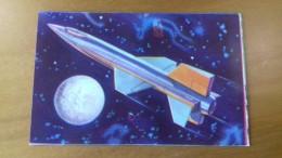 SPACE - 1952 ITALY - IL MONDO DEL FUTURO  # 4 - UFO SOCOUPE OVNI - Andere