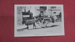 > Malta--  Maltese Donkey Cart  ==--ref 2336 - Malta