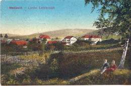 Medgyes, Medias, Mediasch, Erdély, Transilvania, Siebenbürgen ( Romania, Former Hungary) Látkép, Peisaj, Ansicht, - Hungary