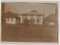 """Foto/Photo Ancienne.  """"En Pousse Pousse à Monbassa, Septembre 1928"""". Au Dos. - Africa"""