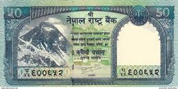 NEPAL 50 RUPEES ND (2010) P-63b UNC [ NP276b ] - Nepal