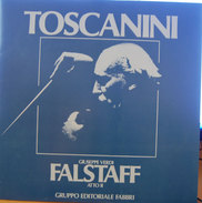 TOSCANINI FALSTAFF ATTO II   M/NM LP - Classica