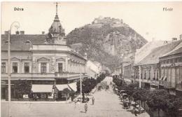 Déva, Deva, Erdély, Transilvania, Siebenbürgen ( Romania, Former Hungary) Látkép, Peisaj, Ansicht, - Hungary