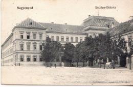 Nagyenyed, Aiud, Erdély, Transilvania, Siebenbürgen ( Romania, Former Hungary) Bethlen Kollégium, Gimnaziul, Schule - Hungary
