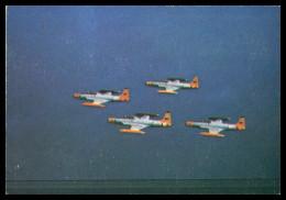AIRPLANES -Lokheed T-33A( Ed. Museu Do Ar)   Carte Postale - Otros