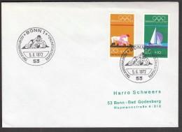 Germany Bonn 1972 / Olympic Games Munich 1972 / Wrestling, Sailing - Ete 1972: Munich