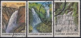 Grecia 1988 Nº 1675/77 Usado - Usados