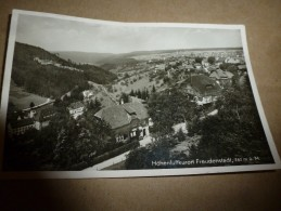Carte Postale De Höhenluftkurort Freudenstadt  (Allemagne) - Da Identificare