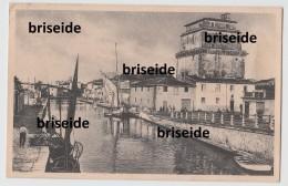 SVENDITA - VIAREGGIO  LUCCA  IL CANALE F/P VIAGGIATA 1935 - Islanda
