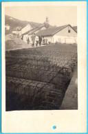 UZICE - Fitting For Road Bridge In The Construct. Of National Roads Uzice - Vardiste ,Bosnia ( Serbia ) REAL PHOTO 1926. - Serbia