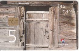 SWITZERLAND - Our Home(CHF 5), Chip GEM3.3, Exp.date 12/15, Used - Schweiz
