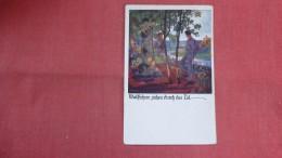 Signed Artist   Ref 2337 - Postcards