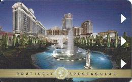 Caesars Palace Casino Las Vegas, NV Hotel Room Key Card - Hotel Keycards