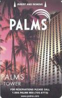 Palms Casino Las Vegas, NV Hotel Room Key Card - Hotel Keycards