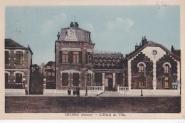 HIRSON                                 L'hotel De Ville - Hirson
