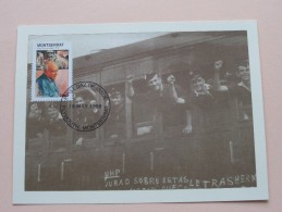 PABLO PICASSO - 18 May1998 First Day Of Issue / Plymouth Montserrat ( FDC - Zie Foto´s Voor Details ) - Montserrat