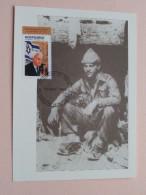 DAVID BEN GURION - 18 May1998 First Day Of Issue / Plymouth Montserrat ( FDC - Zie Foto´s Voor Details ) - Montserrat