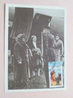 WILHELMINA - 18 May1998 First Day Of Issue / Plymouth Montserrat ( FDC - Zie Foto´s Voor Details ) - Montserrat