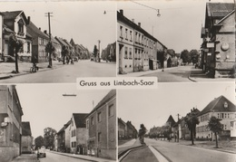 CPSM Gruss Aus Limbach-Saar Multivues - Germany