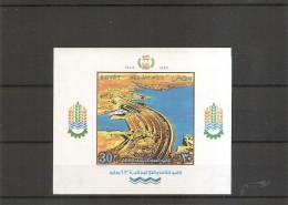 Architecture -Barrage -Assouan ( BF 42 XXX -MNH- D'Egypte) - Architektur