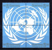 Guernsey - 1995 - 50th Anniversary Of United Nations - MNH - Guernsey
