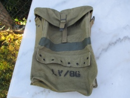 Musette Infirmier US WW2 (matériel Original) Sac - 1939-45