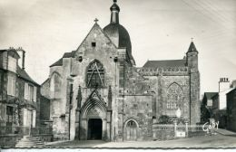 N°546 F -cpsm Saint Sever -l'église- - Altri Comuni