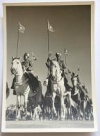 Carte Photo Maroc La Garde Impériale Belle Carte - Autres
