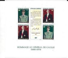 République Du Gabon, Bloc N° 17 ** - Gabon
