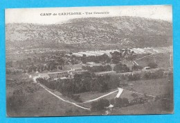 13-Cassis-(Carpiagne) -Camp De Carpiagne-lot De 6 Cpa - Cartoline