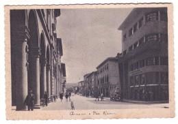 AREZZO VIA ROMA F/G VIAGGIATA 1941 - Arezzo