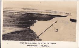 Colombia - Dique Occidental De Bocas De Ceniza - Colombia