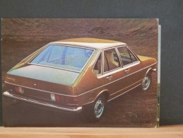 63/049   2  CP  NEUF - Autos