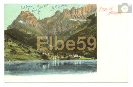 Alleghe (BL), Chromo, Lago, Panorama, Nuova - Italia